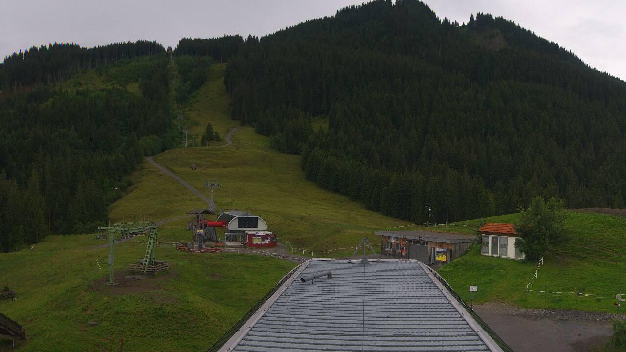 Bild der Webcam Alpspitzbahn Nesselwang