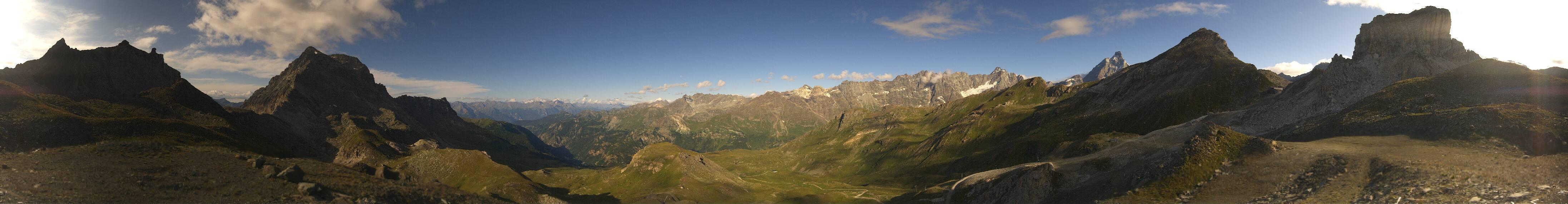 Valtournenche - Cime Bianche - Valtournenche Bec Carré