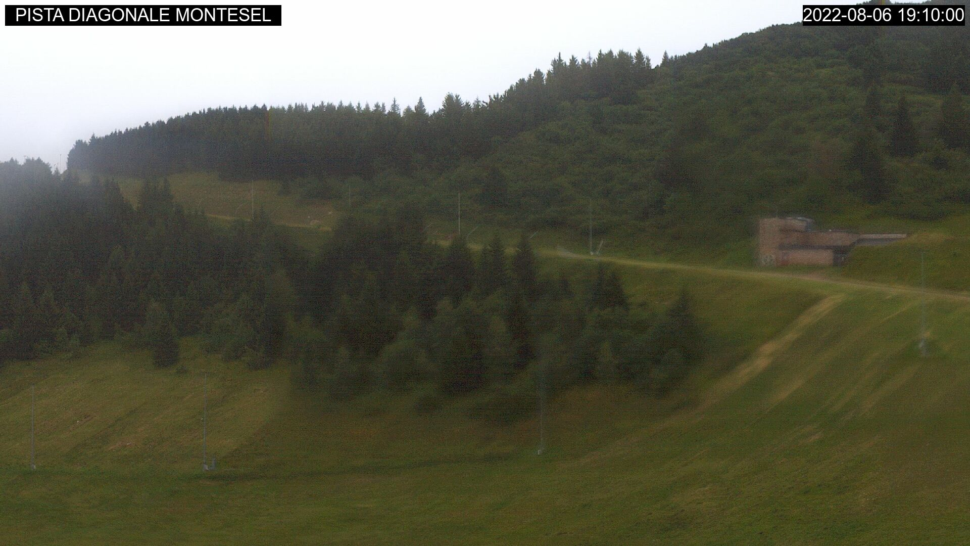 Webcam pista Diagonale Montesel