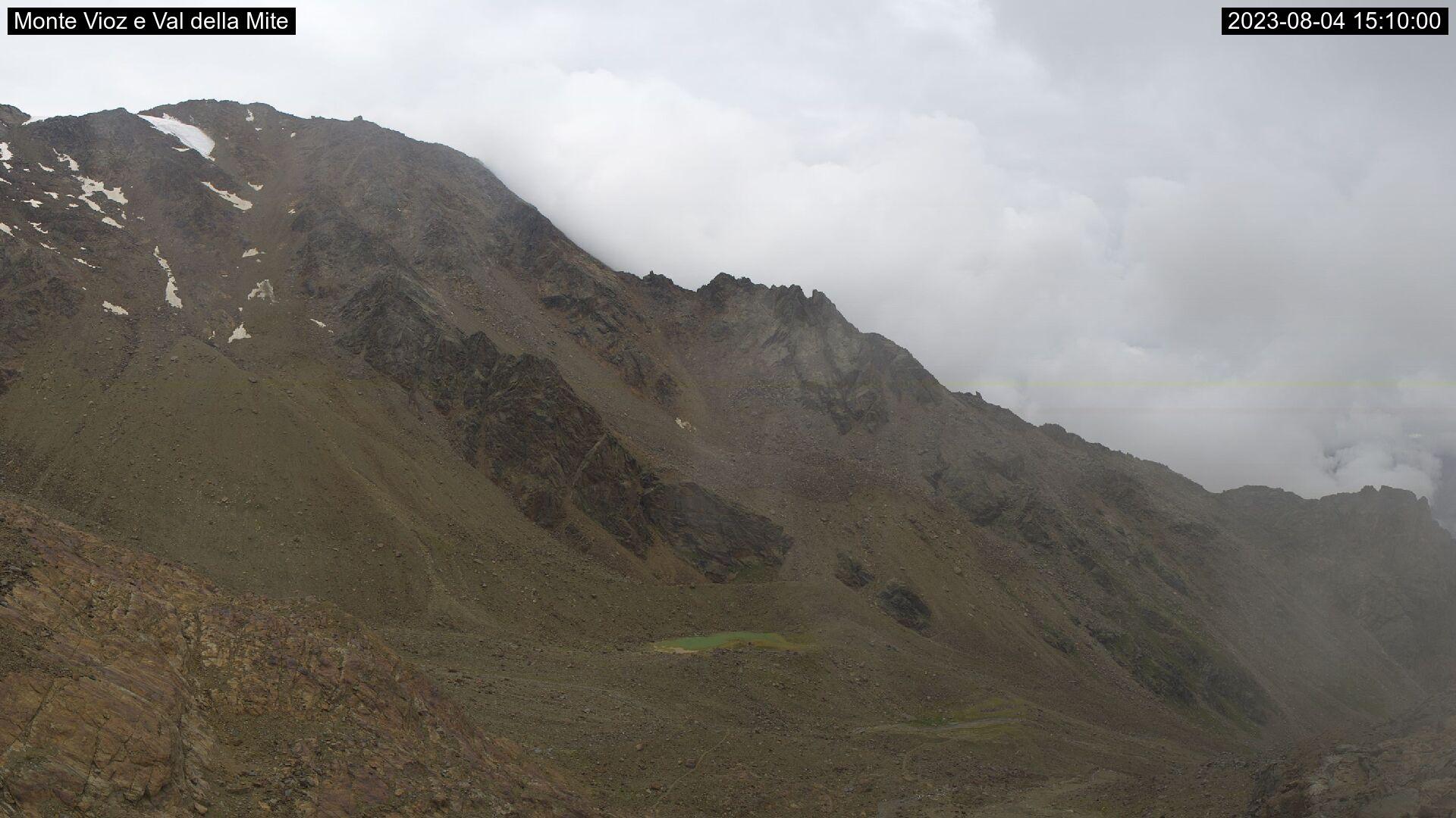 Monte Vioz e Pista Val della Mite